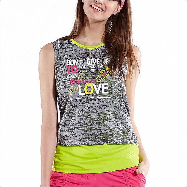 雲彩燒花罩衫TA586商品圖不含內搭-百貨專櫃品牌TOUCH AERO瑜珈服有氧服韻律服