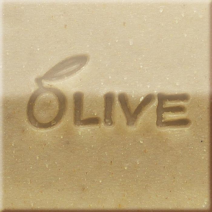 香草工房風格皂章~A005橄欖OLIVE