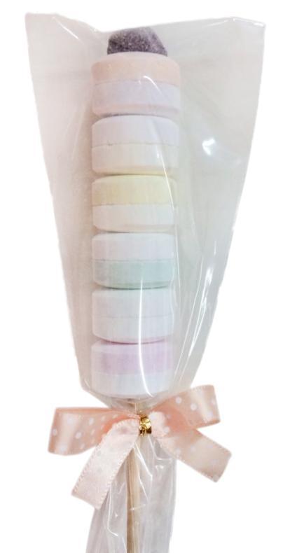 娃娃屋樂園~幸福嗶嗶糖-120枝.送獨家禮花底座每支10元婚禮小物喜糖籃求婚花束二次進場