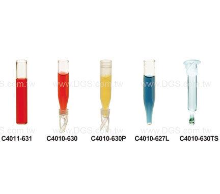 內管 適用於寬口 12x32mm 取樣瓶 Inserts for LoVial Wide Opening Crimp Top Vials