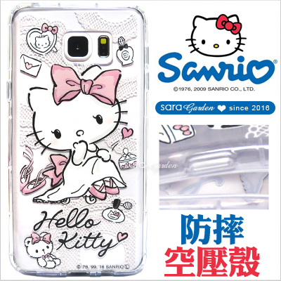 Hello Kitty Note5 J72016 手機殼防摔殼