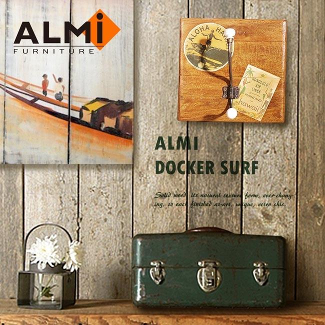 【ALMI】DOCKER SURF- HANGER 單桿壁架