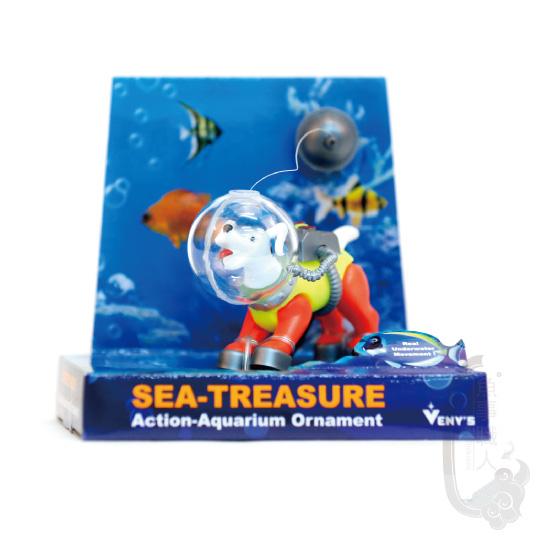 飾品氣動飾品-潛水狗-魚事職人