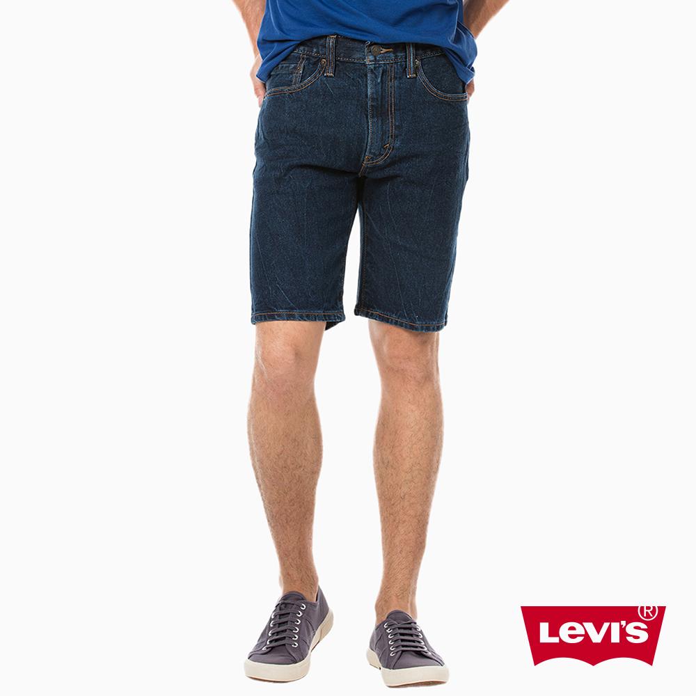 505 C中腰合身牛仔短褲彈性布料Levis
