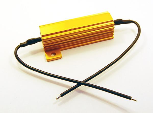 LED防止方向燈快閃電阻24V專用