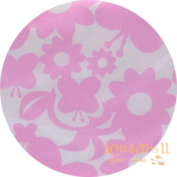 美國Bazzle Baby,餵奶巾Pink Butterfly