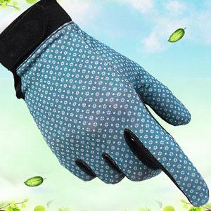 透氣手套女款圓點超薄透氣手套.防曬防滑手套.自行車手套騎士機車手套.哪裡買專賣店特賣會便宜