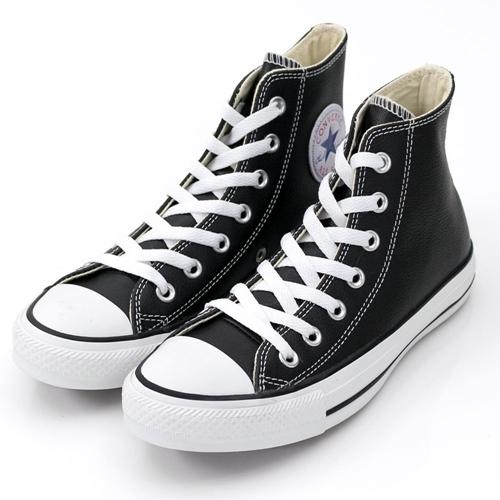 Converse男女ALL STAR帆布鞋黑132170C