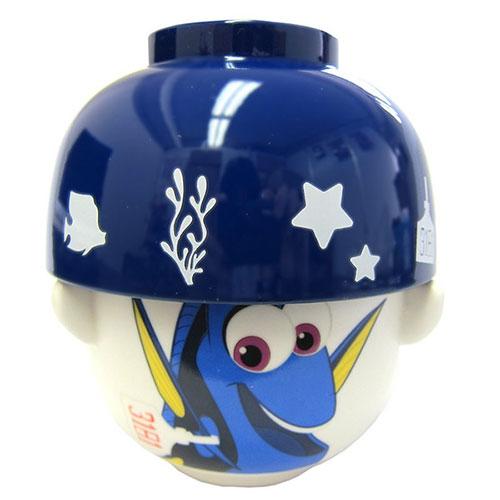 sun-art海底總動員2:多莉去哪兒人物造型陶瓷碗附蓋多莉funbox生活用品NR23853