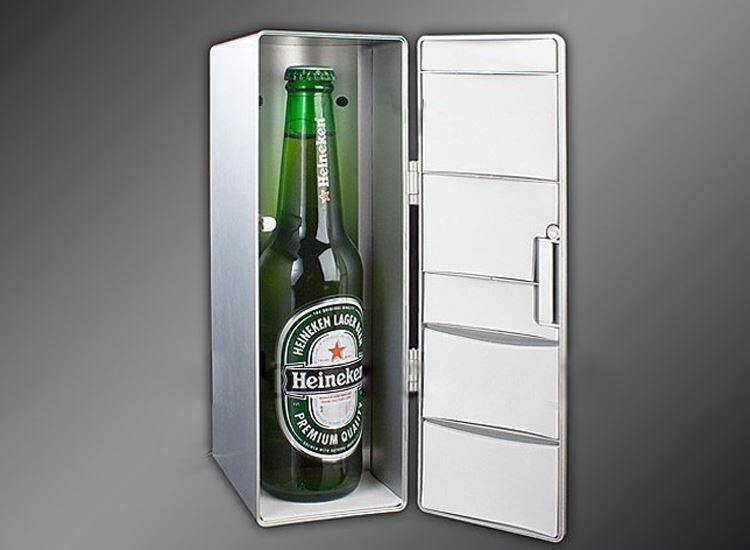 小冰箱小冰桶隨身冰箱飲料保溫箱藥箱USB冰箱BA0012冰桶冷熱兩用露營
