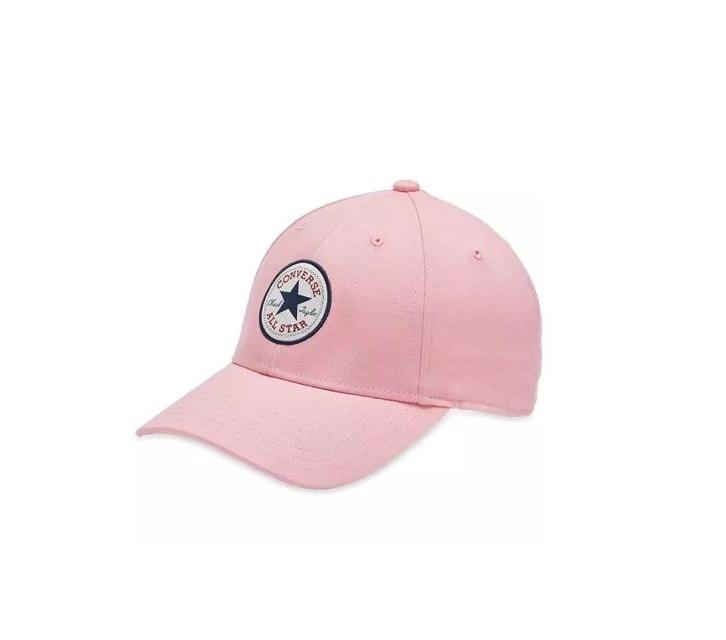 CONVERSE-粉色棒球帽-NO.10008476-A10