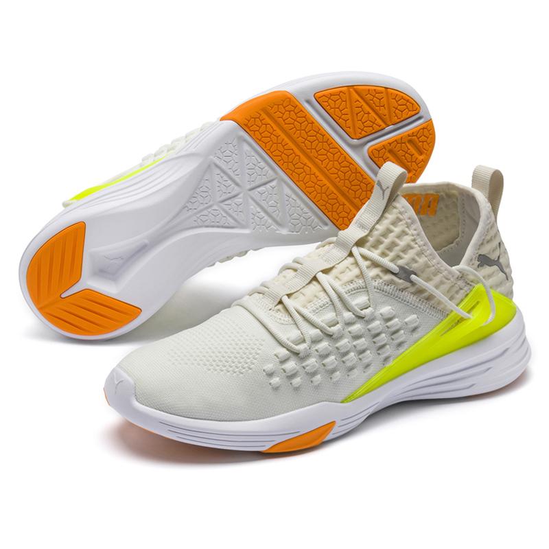 Puma Daylight 男 米白 慢跑鞋 運動鞋 有氧運動 跑鞋 彈性 舒適 套襪式 休閒鞋 19235301