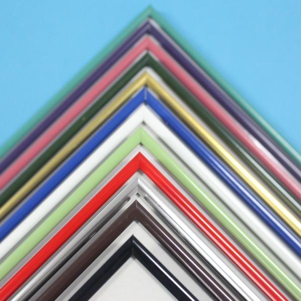 1000片鋁框 1000片拼圖框 75cm x 50cm(鋁框)/一個入{促299} 相框 圖框 海報框 證書框 台灣製