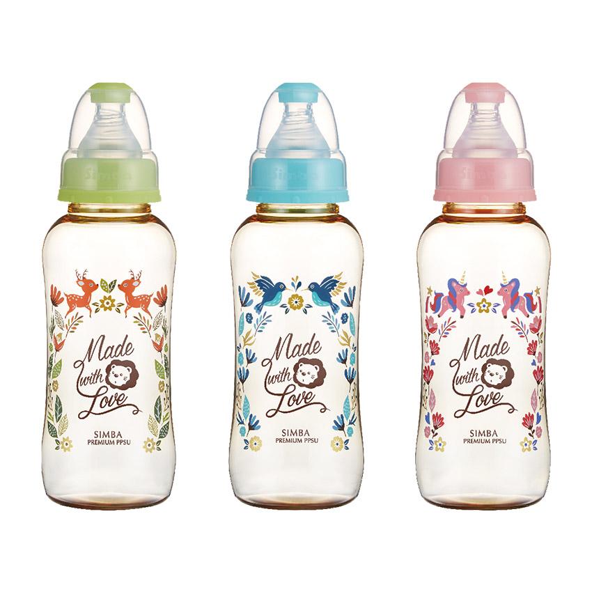 Simba小獅王辛巴 - 桃樂絲 - PPSU標準葫蘆大奶瓶320ml