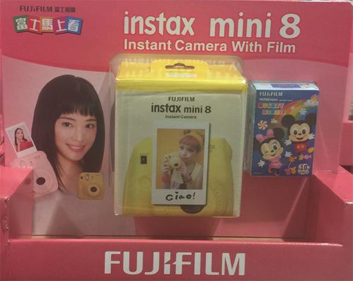 【隔日出貨】FujiFilm 富士 MINI 拍立得空白底片60張