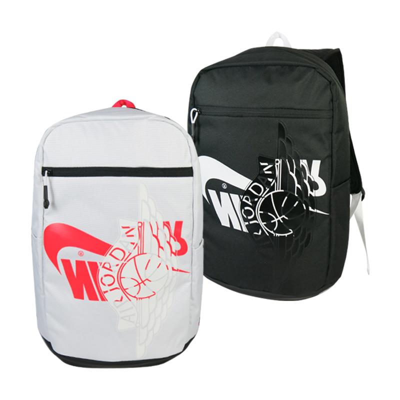 JORDAN 喬丹 後背包 REMIX 運動背包 休閒雙肩包 電腦包 聯名 9A0167 得意時袋
