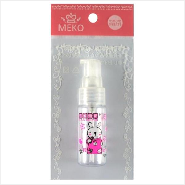 ✨MEKO小資時尚 ✨    MEKO 圓形乳壓瓶 (15ml) N-013/分裝罐/分裝瓶    [MEKO美妝屋]
