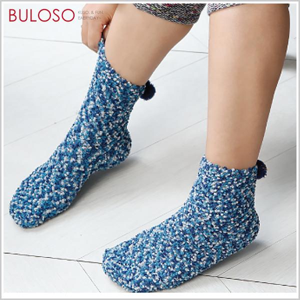 不囉唆加厚毛絨珊瑚絨襪子JJ0079甜美短襪少女襪襪子可挑色款A400303