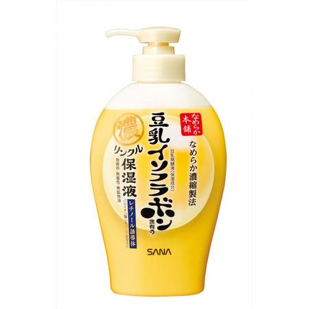 極品世界SANA豆乳美肌多效活膚保濕液230ml