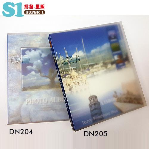 限量風景系列4X6相簿160張附外殼哦DN204 DN205