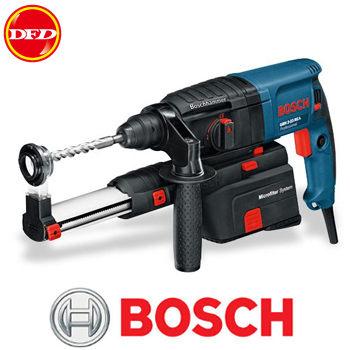 BOSCH GBH 2-23 REA Professional SDS-plus四溝吸塵鎚鑽送原廠攜帶箱