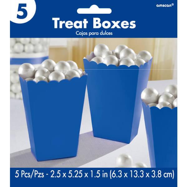 5.25吋爆米花盒5入-寶石藍
