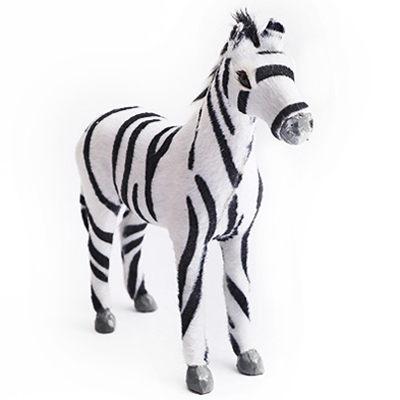 apmLife生活雜貨非洲草原溫馨斑馬擺飾