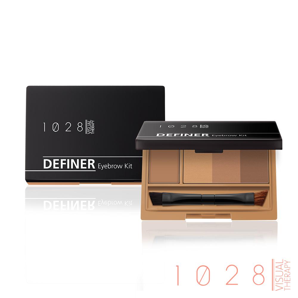 1028 雙效定型眉餅盒