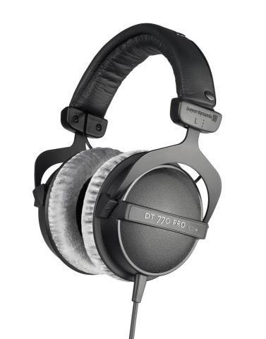 拜耳Beyerdynamic DT-770 PRO DT770 PRO拜耳耳罩耳機250歐姆台灣公司貨My Ear台中耳機專賣店
