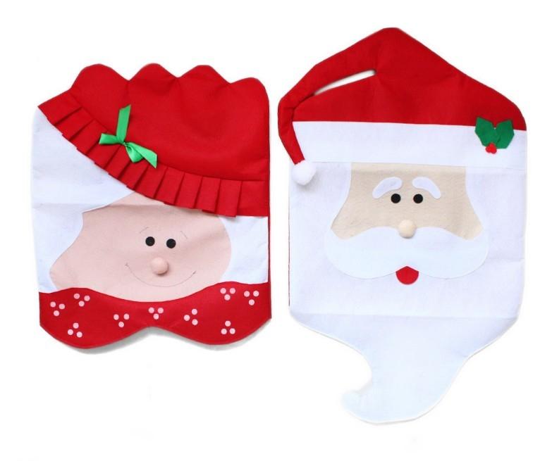 爆款熱賣聖誕椅套 聖誕椅子套 聖誕節用品餐桌裝飾禮品