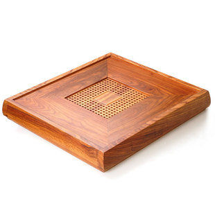 黃花梨木茶盤