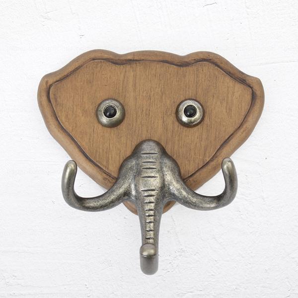 【HYI家居生活館】大象壁掛(漂流木)《全館免運費》