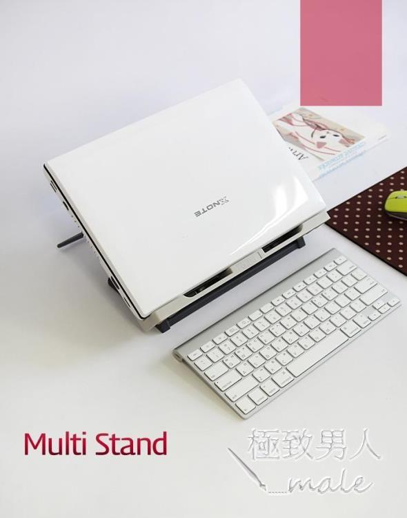 韓國筆記本手提電腦散熱閱讀支架SMY6221極致男人
