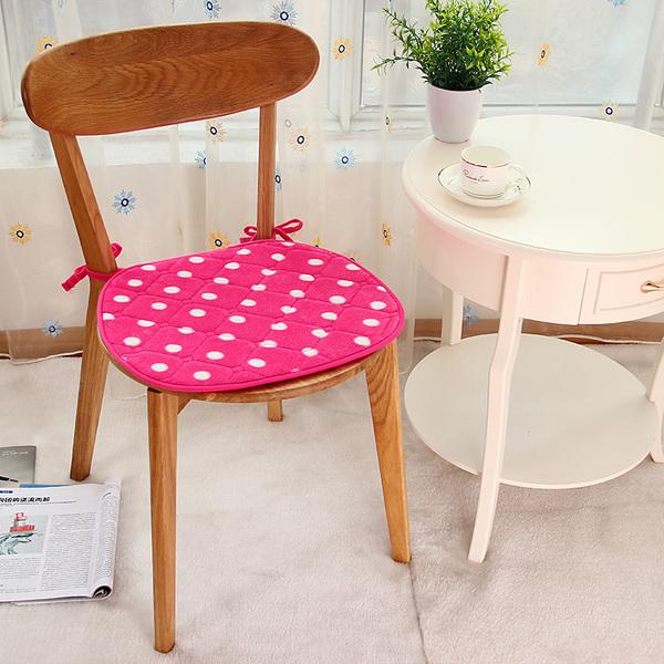 ♚MY COLOR♚回彈記憶棉綁帶椅墊 方形 坐墊  椅背墊 椅子 餐椅 辦公室 綁繩 沙發墊 電腦椅【L35-1】