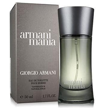 ☆薇維香水美妝☆☆ Giorgio Armani Mania 亞曼尼 狂熱 男性淡香水 5ml 香水分裝瓶 實品如圖二