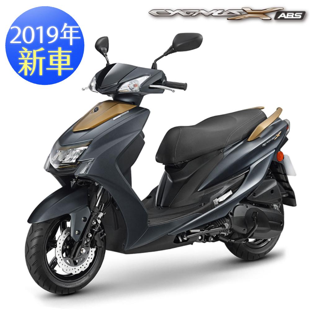 YAMAHA 山葉機車 5代 新勁戰Cygnus-X 125 ABS版-2019年新車
