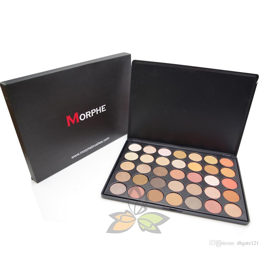 Morphe 35色眼影盤系列多款可選百奧田旗艦館