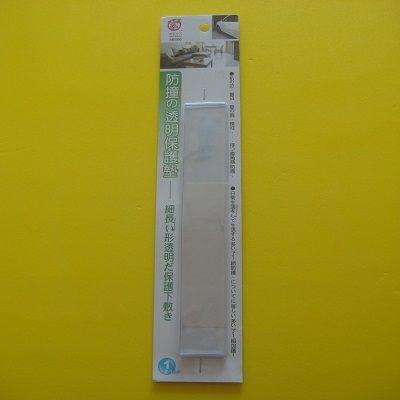 防撞透明保護墊防撞條防撞貼防護條保護套居家安全防護用品自由裁剪.防撞傷