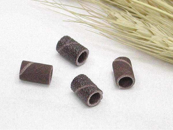 圓柱形砂布圈磨頭手足保養去硬皮專用甜心美甲材料批發網