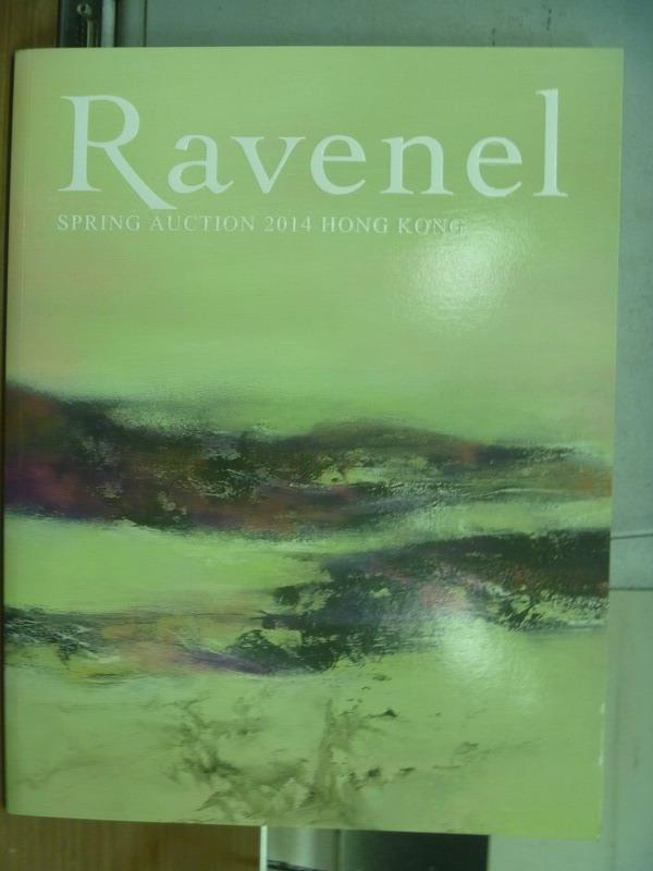 【書寶二手書T5/收藏_QKQ】Ravenel_2014/5/25_Modern&Contemporary Ar