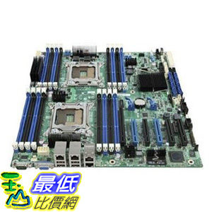 [美國直購 ShopUSA] Intel 主機板 S2600CP4 Server Motherboard - Intel C600-A Chipset - Socket R LGA-2011 $21549