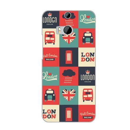 ♥ 俏魔女美人館 ♥ HTC One 2 / M8 { BUS*水晶硬殼 } 手機殼 手機套 保護殼 保護套
