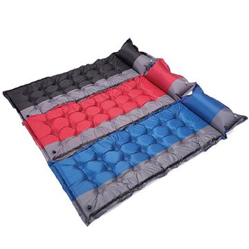 21點5cm加厚加大自動充氣墊自動充氣床墊露營睡墊送背袋20632