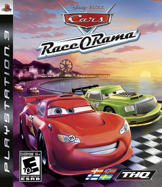 PS3 Cars Race O Rama 汽車總動員:車神盃大獎賽(美版代購)