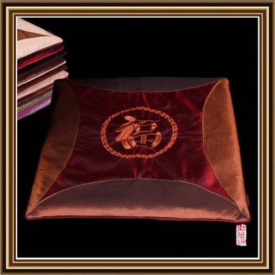 方形座椅墊仿古中式拼花太師皇宮