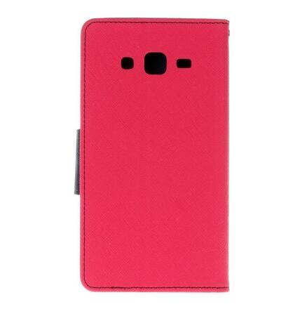 SZ25三星C9 Pro手機殼雙色系列撞色皮套Samsung C9 Pro翻蓋插卡支架手機皮套