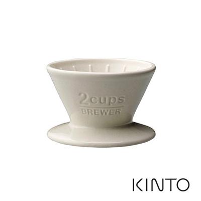 日本KINTO SCS陶瓷濾杯2杯 共2色《WUZ屋子》