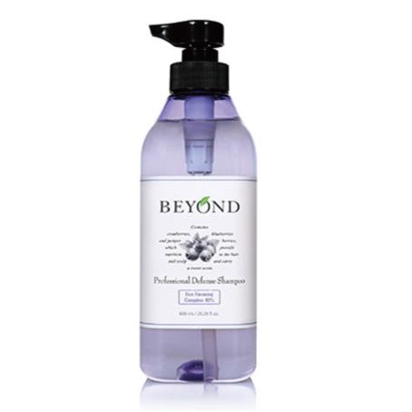 韓國BEYOND藍莓專研防禦洗髮露洗髮精250ml櫻桃飾品25171