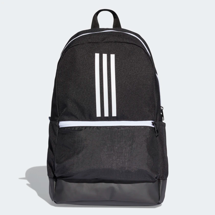 ★現貨在庫★ Adidas CLASSIC 3-STRIPES 背包 後背包 休閒 筆電 黑【運動世界】DT2626
