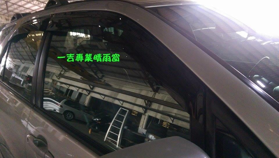 一吉Lexus RX300 330.350前兩窗原廠款加寬加厚晴雨窗台灣製造非camry crv rav4